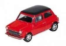 Mini Cooper 1300 rot altes Modell Modellauto 1:60 Welly