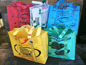 Recycled-Budget-Jumbo-Grocery-Bag-made-from-Fish-Feed-Bags-Fair-Trade-Cambodia