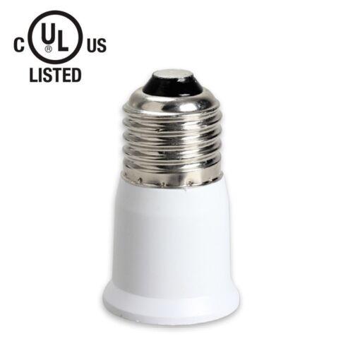 Lamps, Lighting & Ceiling Fans 3pcs UL-listed E26 To E26 Medium ...