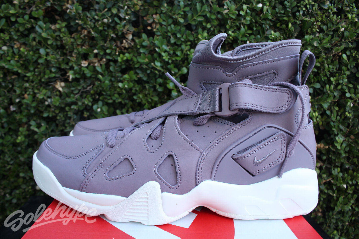NIKE AIR UNLIMITED SZ NIKELAB 10 PURPLE SMOKE SAIL NIKELAB SZ 854318 551 af8228