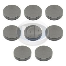 VW PRO COMP HARDENED VALVE STEM LASH CAPS FOR 8mm VALVES SET OF 8 AC109461KB