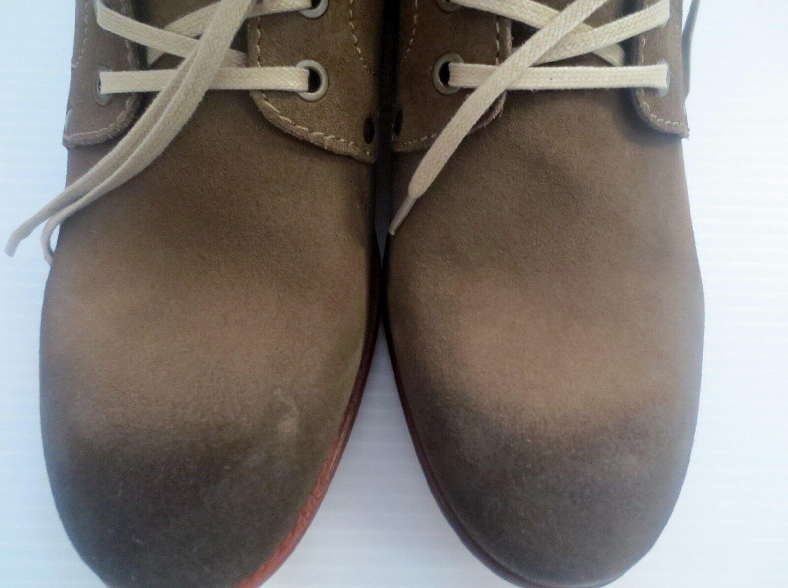 Kenneth cole new alec york smart alec new scamosciato boot uomini scarpe - olio d'oliva - 10 - nuova dimensione a83b21