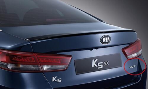 For KIA OPTIMA 2012 GT Rear Emblem Genuine Part 86314 D4000