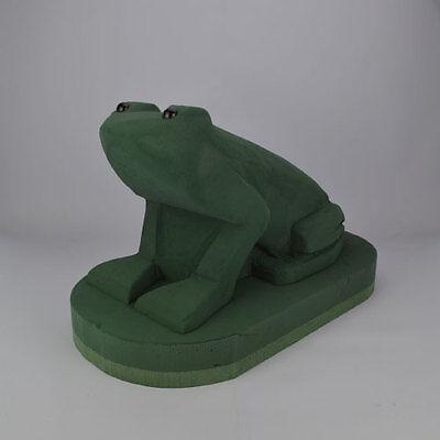 FROG 3D FLORAL FOAM FUNERAL MEMORIAL TRIBUTE 3D WET OASIS TYPE SKU 4056