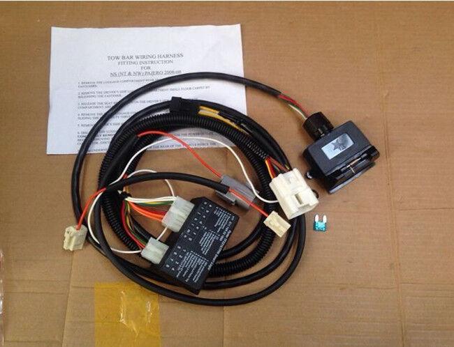 triton tow bar wiring harness wiring solutions rh rausco com mq triton tow bar wiring harness triton towbar wiring loom