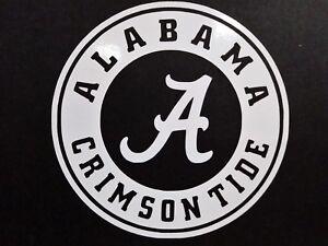 Alabama vinyl sticker for skateboard luggage laptop tumblers car i