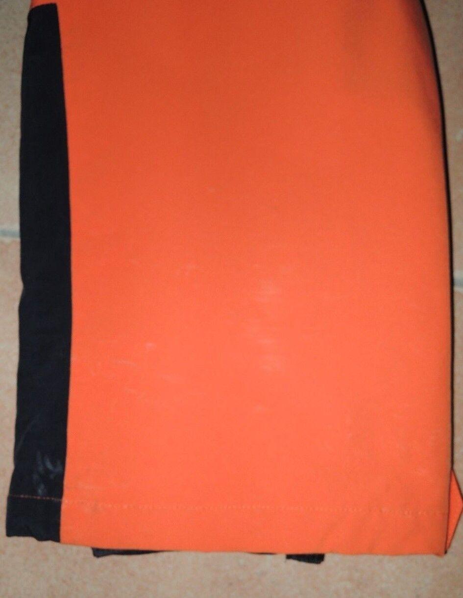 CMP Skihose Herren  neuwertig- Orange Grösse 50 - neuwertig-  cf0be4