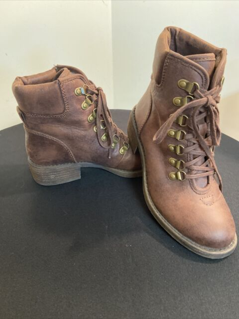 Lucky Brand Daxter Combat Lace Up