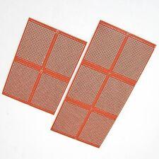 2014 5x7cm Prototype Paper PCB Universal Experiment Matrix Circuit Board 10 Pcs