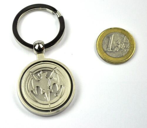 Cool Bacardi Rum Bat Metal Key Chain Asked Keychain Key Chain