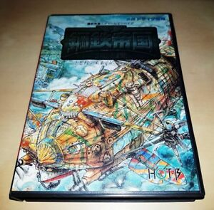 Sega-Mega-Drive-Genesis-Steel-Empire-2D-Shooter-SHMUP-NTSC-JAPAN