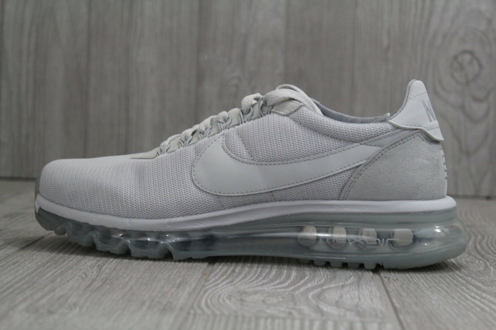 0caf13d59c 32 New Nike Mens Air Max LD-Zero Running shoes 848624-004 Pure Platinum