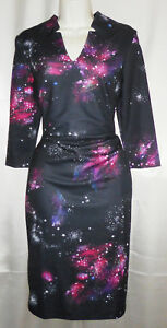 special Eight Stretch New Occasion crociera Dress 12 Lovely Phase Ladies Party 40 qYq8E