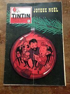 journal-tintin-france-582-1959-couv-Herge-avec-creche-a-construire