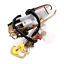 New-Rear-Back-Tailgate-Door-Lock-For-Mitsubishi-Montero-Pajero-MK2-MB669381 Indexbild 3