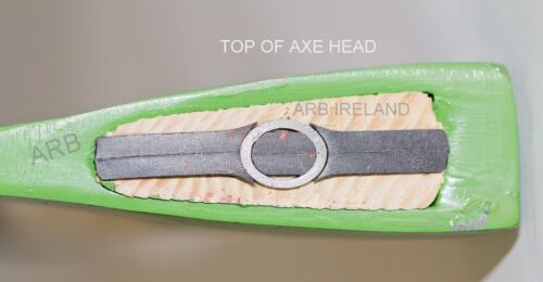 Length 60cm 1000g Forest Axe with Ash Handle