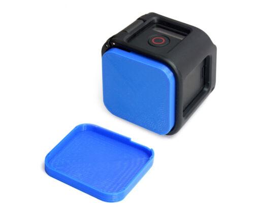 GoPro Hero 4 Session lens cap protector Capuchón cobertura Blue Lentes de protección F