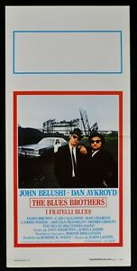 Plakat The Blues Brothers I Brüder John Belushi Dan Aukroyd Landis Film N60