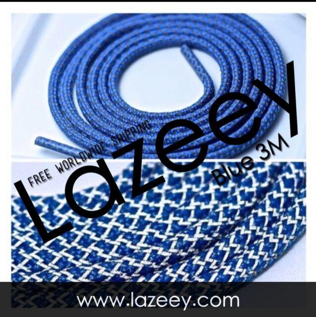 Lazeey Store Rope Laces Asics NB WHITE BLACK GEL Ronnie Fieg RF Lyte V KAWS