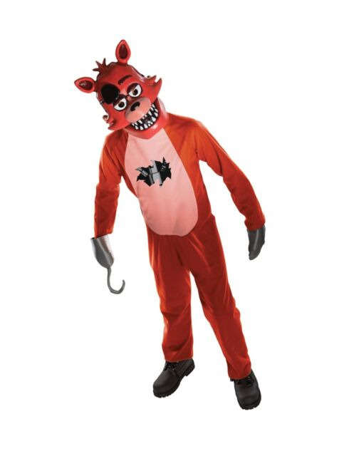 Rubies 245800 Five Nights At Freddys Foxy Child Costume For Sale Online Ebay