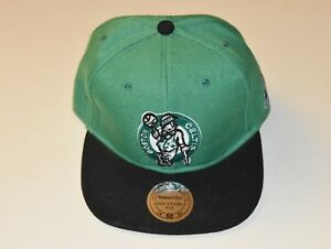 03bd029b4ecc8 Image is loading BRAND-NEW-Boston-Celtics-Mitchell-amp-Ness-Snapback-
