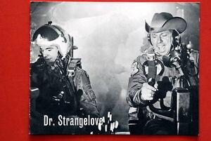 DR-STRANGELOVE-STANLEY-KUBRICK-1967-PETER-SELLERS-24-PAGES-EXYU-PRESS-BOOK