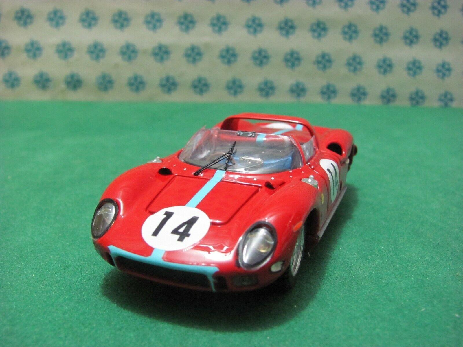 FERRARI 330 P 4000 Spyder Scaglietti Le Mans 1964 - 1 43 Art Model 200 L.E.