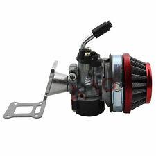 Carburetor W/ Air Filter assy for Stack 49cc 47cc Mini Moto ATV Dirt Pocket Bike