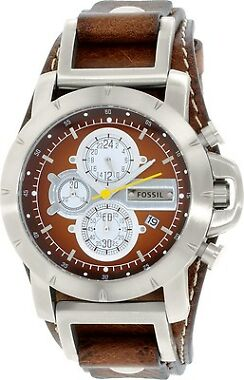 Fossil Jake Chronograph Men's Watch