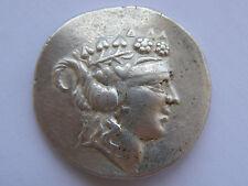 THASOS ISLAND. THRACE. AMAZING TETRADRACHM. 148 BC.ORIGINAL
