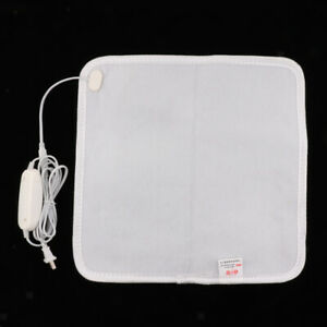 Electric-Heating-Pad-Warming-Heated-Blanket-Heat-Warmer-Therapy-Pain-Relief