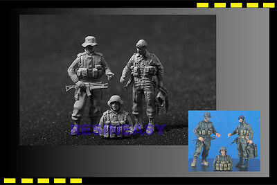Free shipping Resin soldier 1/35 kirin 25023 Israeli Mechanized infantry 1980's