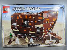 New Lego 10144 Star Wars Sandcrawler original trilogy edition