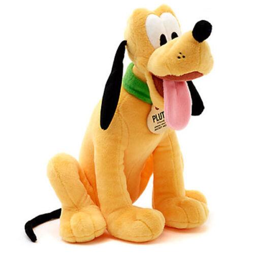 Neuf Officiel Disney Pluto 25cm Super Peluche Jouet