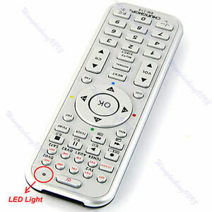 14in1 universal smart remote control with learn function. Black Bedroom Furniture Sets. Home Design Ideas