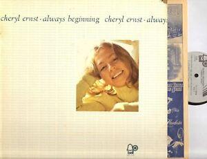 CHERYL-ERNST-always-beginning-UK-Original-LP-EX-VG-Folk-Rock-BELL-1126