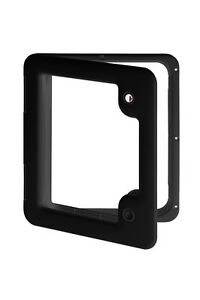 thetford cassette toilet access service door 3 black to. Black Bedroom Furniture Sets. Home Design Ideas