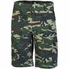 Dickies NEW YORK Combattimento Pantaloni-Camouflage