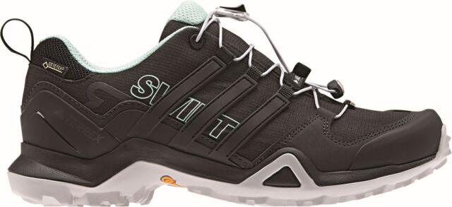 aef6eed3feab8 Adidas Performance Women s Outdoor Shoe Terrex Swift R2 GTX W Black White  Green