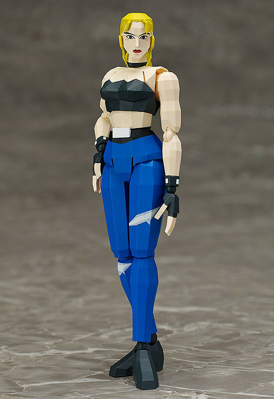 Virtua fighter - sarah bryant 2p Farbe figma actionfigur sp-068b (befreiung).