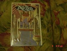 Akiko Sirus #26 Comic (Comic) Marh Crilley   NEW