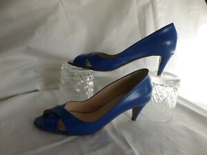 3 Italy Eu 5 Blue Made Hobbs Shoes In 36 Uk nPxwgwY