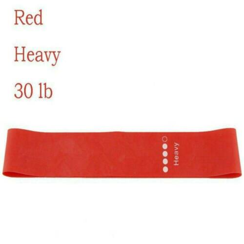 Resistance Exercise Heavy Duty Band Tube Home Gym Fitness Natural Latex Useful