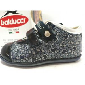 Caricamento dell immagine in corso Balducci-Sneakers-Bambina-scarpe -Primi-Passi-vera-pelle- 0d13fe511e1