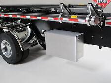 Custom aluminum Dully fender Tamiya 1//14 Semi King Knight Hauler Scania Trailer