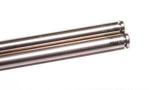 "6.35mm Shaft 40/"" Hardened Rod Linear Motion 18081"