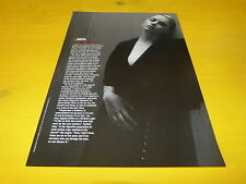 CHRISTINA RICCI - Mini poster - article !!! UK !!!