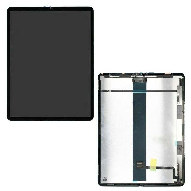 """NEW APPLE IPAD PRO 12.9"""" 3RD GENERATION TOUCH SCREEN ASSEMBLY BLACK MODLE A1876"""