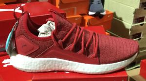 Puma NRGY Neko Knit Women's Running Training shoes Red 191477 04 Sz6-10 L