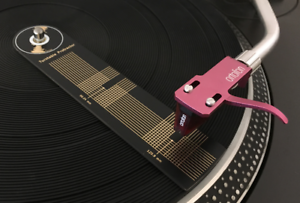 GOLD-Turntable-Record-Player-Protractor-Cartridge-Stylus-Phono-Alignment-tool